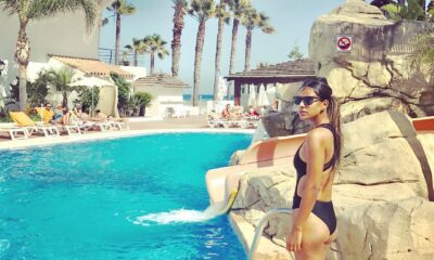 Nia Sharma Bikini Photo