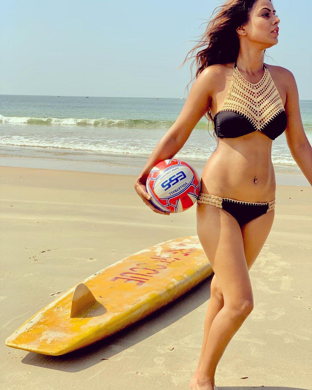 Nia Sharma Bikini Photo